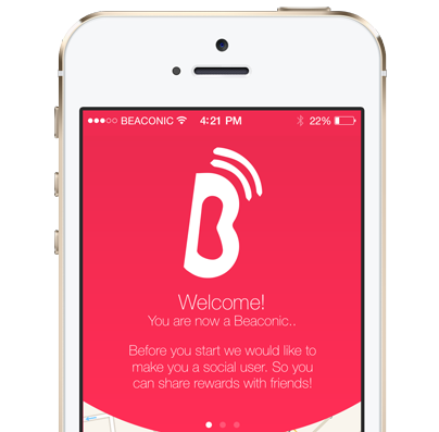 iBeacon, beaconic, retail, framework, ibeacons, software, manager, kit, kopen, beacons, estimote, roximity, developer iBeacon